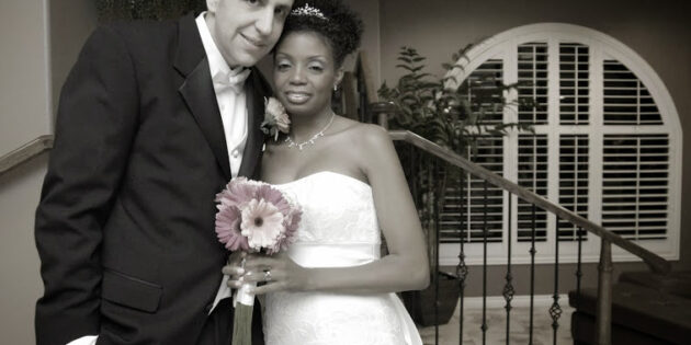 The Big Day Wedding Photo